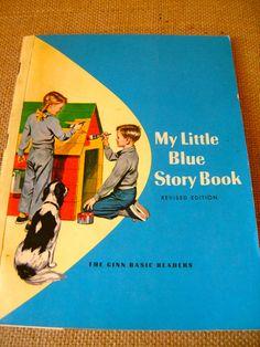My Little Blue Story