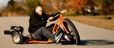 HOLY CRAP. DRIFT BIG WHEELS. LOOKS LIKE SOOOOOOOO MUCH FUN!! SFD Industries   Products   Big Wheels http://www.sfdindustries.com/products/Big-Wheels/
