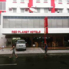 Red Planet Hotel Ermita Manila Philippines  #manila #ermita #redplanet #mabini #malate #philippines