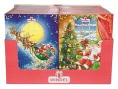 Chocolate Advent Calendar, Days Till Christmas, Your Surprise, Make It Yourself, Amazon, Fun, Painting, Shopping, Diapers