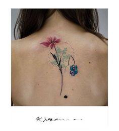 """""""Composición 53"""" Inspiración del proyecto:Naturaleza y Kizun. Pintura,Sumi E, Composición digital Rl 1205, M 9 2:30hs aprox. Gracias Margherita por la confianza, la buena onda y el amor."""