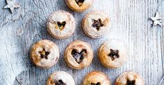Put an imaginative twist on your classic mince pie recipe this Christmas by adding shortbread pastry