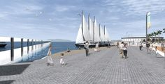 Redesign of Ammoudara, 1st Prize Location: Ammoudara, Crete 2012 Project team: OFFICE 25 ARCHITECTS  Participation in the National Architectural Competition 'Reconstruction and Redevelopment of Ammoudara'