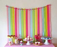 Decoração Simples para Festas de Aniversário