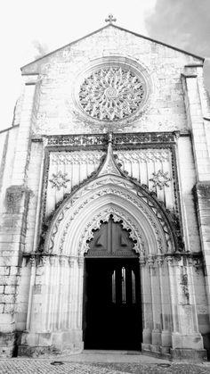 #portugal#ribatejo# Santarém, a capital Portuguesa do gótico.