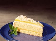 two lemon cake recipes from scratch