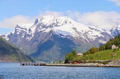 Fähre nach Hella, Norwegen // Ferry to Hella, Norway