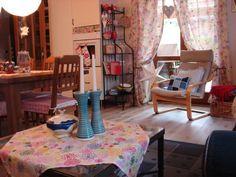 Náš obýváček Loft, Bed, Furniture, Home Decor, Decoration Home, Stream Bed, Room Decor, Lofts, Home Furnishings