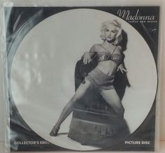 MADONNA, deeper and deeper - SINGLES all genres, Including PICTURE DISCS, DIE-CUT, 7' 10' AND 12'. #LP Heads, #BetterOnVinyl, #Vinyl LP's