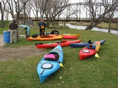 Kayaking on the Big Sioux River Sioux, South Dakota, Kayaking, River, Big, Kayaks, Rivers