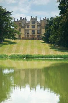 Sherborne Castle, Dorset, home to the Digby family and was once leased to Sir Walter Raleigh in 1592 by Queen Elizabeth I