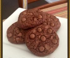 Recipe Chewy Chocolate Chunk Cookies by Lisa Ayre - Recipe of category Baking - sweet Chocolate Macadamia Nuts, Chocolate Chunk Cookies, Vanilla Paste, Cooking Chocolate, Biscuits, Food Ideas, Sweet Treats, Lisa, Baking