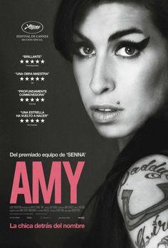 """Crítica de """"Amy (La chica detrás del nombre)"""", un documental dirigido por Asif Kapadia (responsable del estupendo documental galardonado con 2 premios BAFTA """"Senna""""), que realiza un íntimo retrato sobre la famosa cantante británica Amy Winehouse... 8/10 http://www.tavernamasti.com/2016/01/critica-de-amy-la-chica-detras-del.html"""