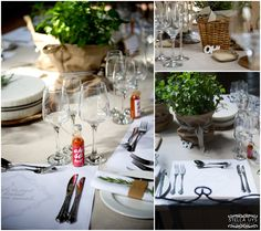 Heinrich & Odette's wedding at Oakfield Farm_Decor Farm Wedding, Wedding Things, Table Settings, Wedding Photography, Table Decorations, Photos, Pictures, Place Settings, Wedding Photos