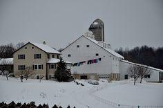 amish barn   Flickr - Photo Sharing!