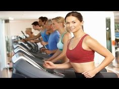Treadmill Walking Interval Workout For Weight Loss - YouTube