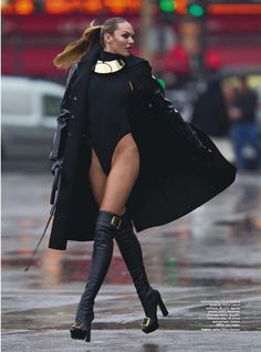 fetish magazine editorials | キャンディス・スワンポールCandice Swanepoel - Vogue ...