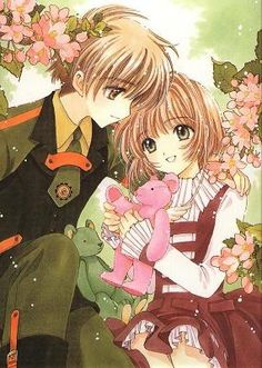"""Even if I lose this feeling, I will come to love you again."" -Syaoran Li, Cardcaptor Sakura"