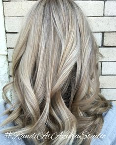 Icy blonde #RandiAtAzuraStudio #icy #blonde #hair #smokey #ashy #platinum #curly #short #haircolor #hairstylist #paulmitchell