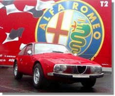 Alfa Romeo Junior Zagato