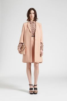 Discover the Mulberry Spring Summer 2014 collection on mulberry.com. Fashion Art, Womens Fashion, Summer Looks, Spring Summer Fashion, Duster Coat, Dresses For Work, Style Inspiration, Summer 2014, Dress Ideas