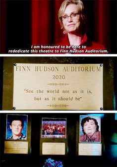 "Glee 6x13 ""Dreams Come True"""
