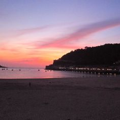 Check out this slideshow Sunset at the Playa de la Concha in this list Summer in San Sebastian