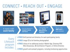 Connect, reach out and grow with our FREE church directory and photography program. Reach out to us to learn more! http://churchdirectories.lifetouch.com/contact-us
