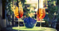 Partez à la conquête de l'Italie avec la recette du spritz, idéale pour l'été