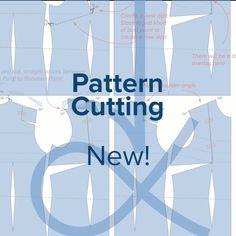 Sewing Patterns and Pattern Cutting Pattern Drafting Tutorials, Sewing Patterns Free, Sewing Tutorials, Apron Patterns, Skirt Patterns, Dress Tutorials, Coat Patterns, Blouse Patterns, Pattern Making Books