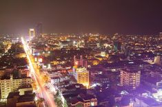 Phnom Penh Day: Eclipse Sky Bar