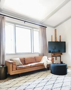 Tame Your TV: Simple Solutions to Help It Fit (Not Fight) With Your Decor