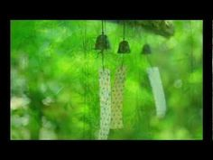 ▶ Sound - Japanese Wind Chime in Summer 風鈴 - YouTube