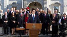 Diversidade na política do Canadá