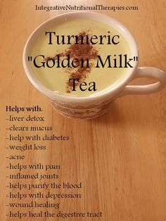 Turmeric Golden Milk Tea Recipe In 2019 Drinks Pinterest