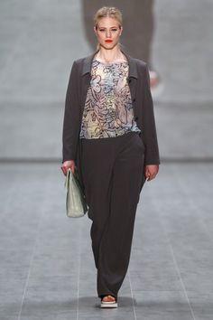 Larissa Marolt Fashion Week Berlin SS 2015  #fashionweek #mbfw2015 #larissamarolt #libute