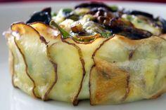 Bramborový ráj V.: Recept na lupínkový dortík s bylinkami