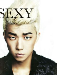 INSIDE K-POP: Wooyoung – Elle Magazine August Issue '12