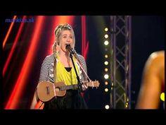 I love this version of Adele's Set Fire to the Rain!  Hlas Česko Slovenska - Eliška Mrázová - Adele - Set Fire to the Rain - YouTube