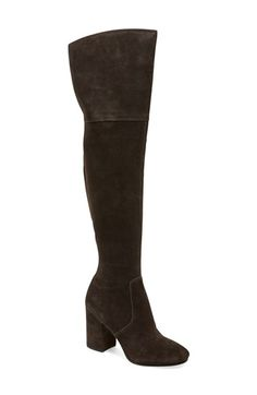 Via Spiga 'Beline' Over the Knee Boot (Women) available at #Nordstrom