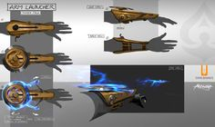 """Character design of the game """"Mirage : Arcane Warefare"""" by Torn Banner… Anime Weapons, Sci Fi Weapons, Armor Concept, Weapon Concept Art, Armes Futures, Futuristic Armour, Future Weapons, Mystique, Fantasy Armor"""