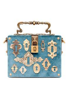 Style.com Accessories Index : Fall 2014 : Dolce & Gabbana   cynthia reccord