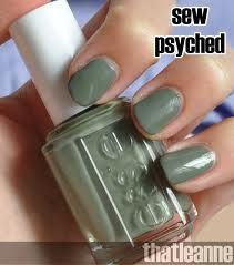 essie sew psyched - Google Search
