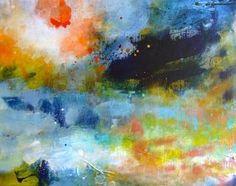 Abstract Canvas Abstract Art Abstract Wall Art - Contemporary Art