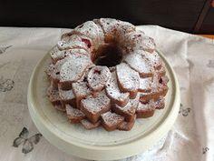 una chispa de dulzura: Bundt Cake de Fresas