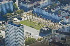 Auftrag für Großspielgerät für den Bielefelder Kesselbrink erteilt +++  Spiel und Spaß erst ab Frühjahr 2018