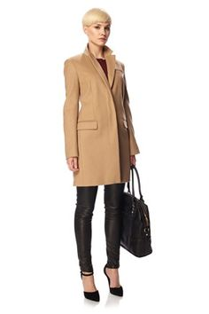 Annie Wool Coat - Jackets & Coats - French Connection