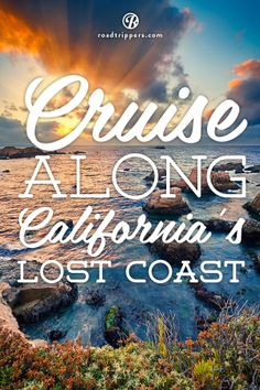 Located roughly between Rockport and Ferndale, the Lost Coast spans an area of coastline that tells a story of a much wilder and rugged Golden State.
