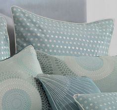 Bianca Inkerman European Pillowcase Teal