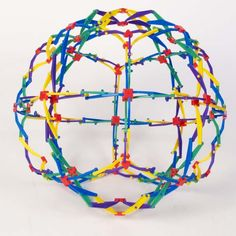 Only 90's kids... Hoberman Expanding Mini Sphere Toy